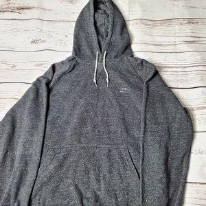 Billabong NEW Mens Gray Pullover Hoodie Size Med